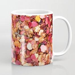Christmas Leaves in Sonoma County Coffee Mug