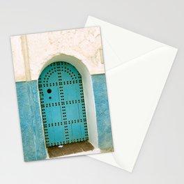 Moroccan Door Stationery Cards