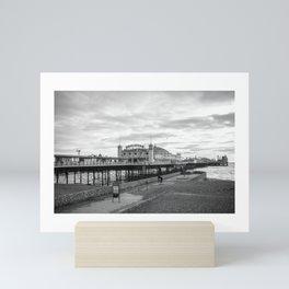 Brighton Pier Mini Art Print