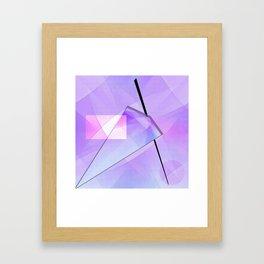 Abstract 2018 011 Framed Art Print