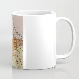 fenced in.. Coffee Mug