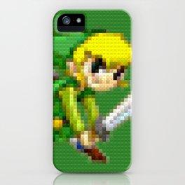 Link - Legobricks iPhone Case