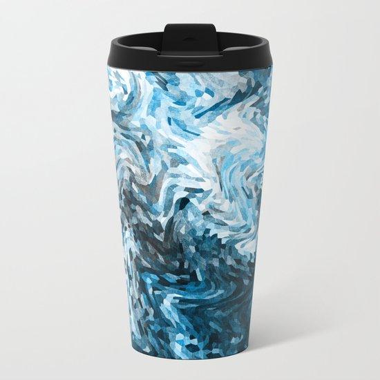 β Cygni Metal Travel Mug