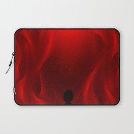 Color Meditation - Red Laptop Sleeve