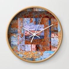 Metal Mania 13 Wall Clock