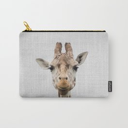 Giraffe - Colorful Carry-All Pouch