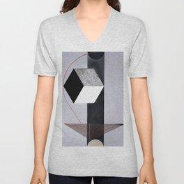 Proun 99 - El Lissitzky Unisex V-Neck