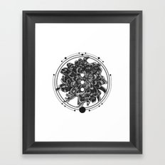 Elliptical III Framed Art Print