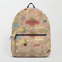 You got bugs! Also avalible as a pattern Backpack