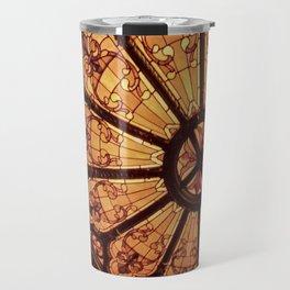 Orpheum Stained Glass Travel Mug