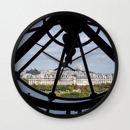 Giant clock at the Musee d'Orsay Wall Clock