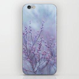 Pale Spring iPhone Skin