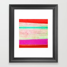 Lomo No.11 Framed Art Print