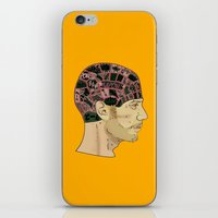 PHRENOLOGY iPhone & iPod Skin