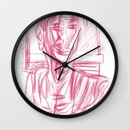 Pascua 2006 Wall Clock