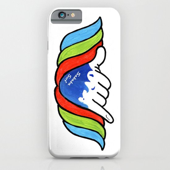 SABABA SURF iPhone & iPod Case