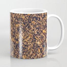 carpet of leaves Coffee Mug