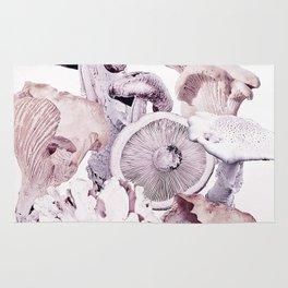 Mushroom Medley Rug