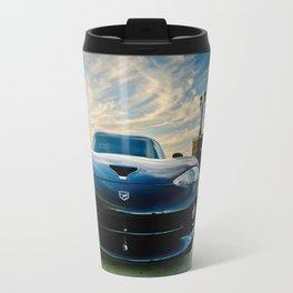 This Dodge Viper GTS is stirring up trouble Travel Mug