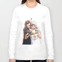 "karu kara Long Sleeve T-shirts featuring "" Boyfs""  by Karu Kara"