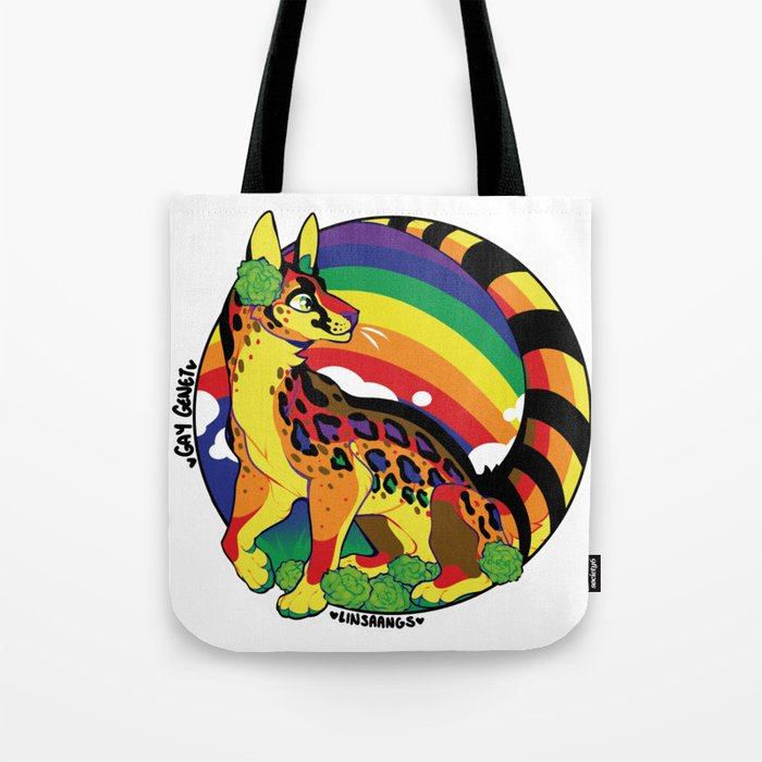POC Gay Genet Tote Bag
