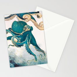 Underwater Dream V Stationery Cards