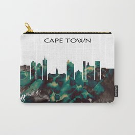 Cape Town Skyline Carry-All Pouch