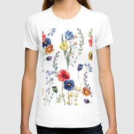 Summer Linen T-shirt