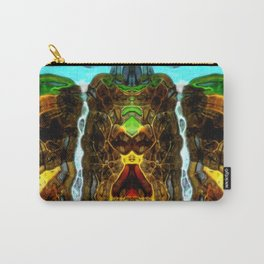 Big waterfall Carry-All Pouch