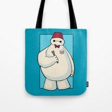 Doctor B Tote Bag