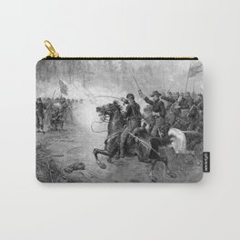 Union Cavalry Charge Carry-All Pouch