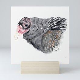Vulture Friend Mini Art Print
