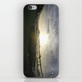 Drunken Pier iPhone Skin