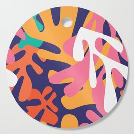 Matisse Pattern 010 Cutting Board