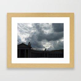 Saint's Row Framed Art Print