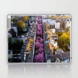 Colorful Street Laptop & iPad Skin