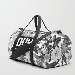 DUH B&W Duffle Bag