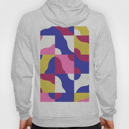 Abstract Naive Composition 009 Hoody