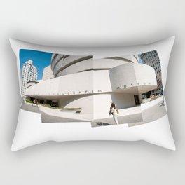 The Guggenheim – pieces of art Rectangular Pillow