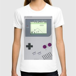 OLD GOOD GAMEBOY T-shirt
