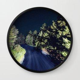 Mersey River North Wall Clock