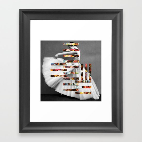 Extremities Framed Art Print