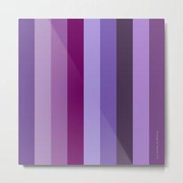 - Los violetas de Matisse Metal Print