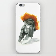 Helmet iPhone & iPod Skin