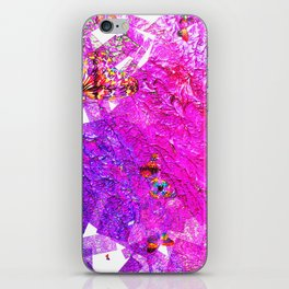 """""""Butterflies And Confetti"""" iPhone Skin"""