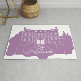Jane Austen - Pride and Prejudice, Longbourn Rug