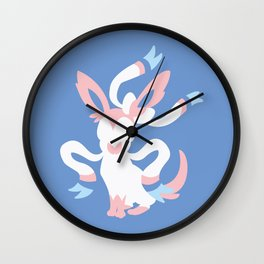 Sylveon Wall Clock