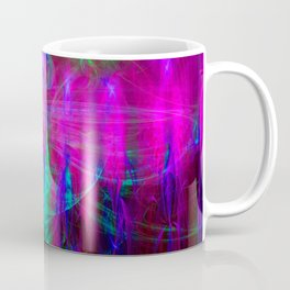 Fractal Angels IV Coffee Mug