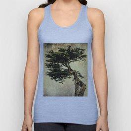 Cypress Tree Unisex Tank Top