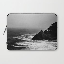 A Dark and Stormy Night Laptop Sleeve